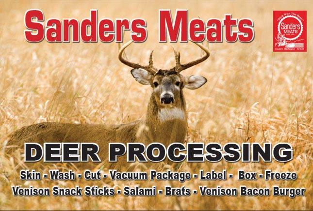 Deer Processing